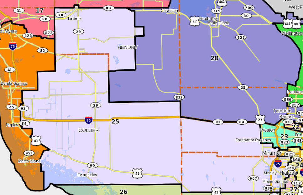 Congressional District 25: The Diaz-Balart Fiefdom